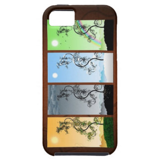 Four Seasons Case For The iPhone 5