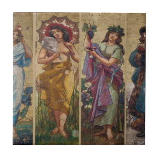 Four Seasons Ceramic Tile