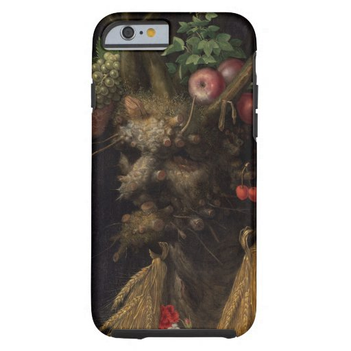 Four Seasons in the One Head, c.1590 2 iPhone 6 Case