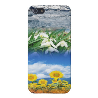 Four Seasons iPhone 5 Cases