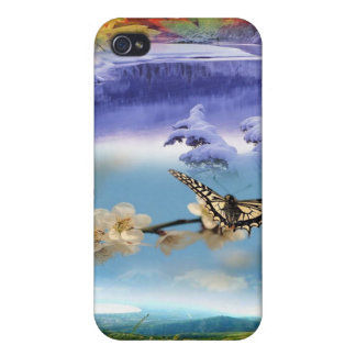 Four Seasons iPhone 4/4S Cases