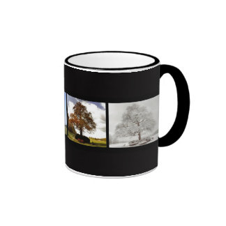 Four Seasons Ringer Mug