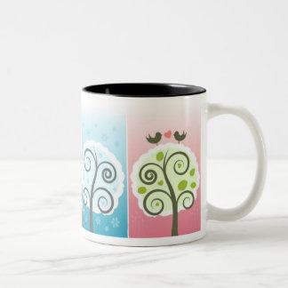 Four Seasons Mug
