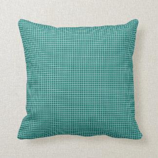 Four-Seasons-New-Green-Plaid Cushion