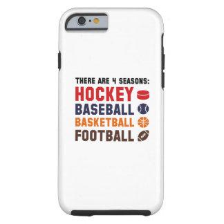 Four Seasons Sports Tough iPhone 6 Case