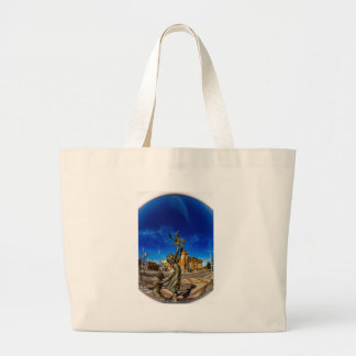 Four Spirits Large Tote Bag