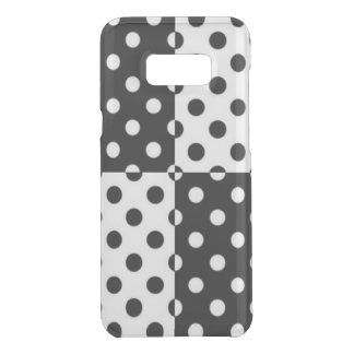 Four Square Polkadots Design Uncommon Samsung Galaxy S8 Plus Case