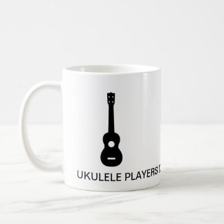 Four Strings Coffee Mug