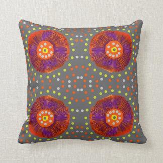 Four suns. cushion