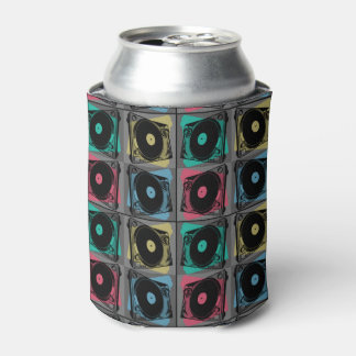 Four Turntables Can Cooler