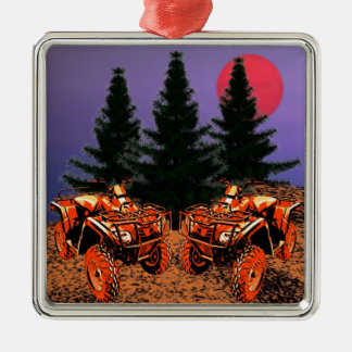 Four Wheeler's Ornament