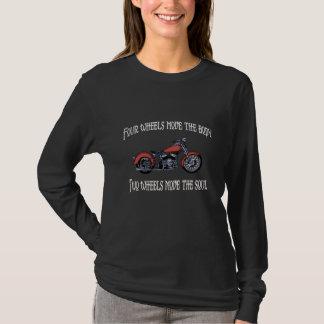 Four Wheels Move 717 T-Shirt