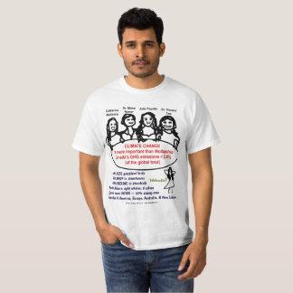 Four Women Ignore Wolbachia by RoseWrites T-Shirt