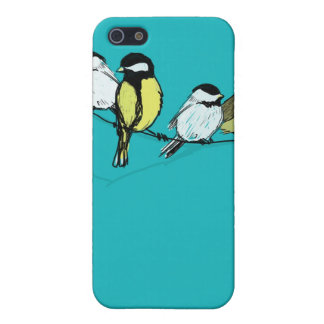 fourcalling-birds iPhone 5 covers