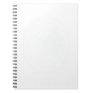 Fourteenth February - Ferris Wheel Day Spiral Note Book