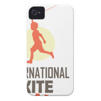Fourteenth January - International Kite Day iPhone 4 Case-Mate Case
