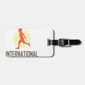 Fourteenth January - International Kite Day Luggage Tag