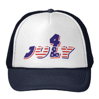 Fourth 4th Of July Hats