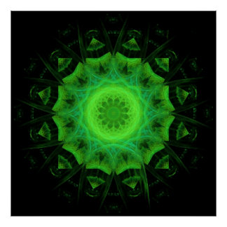 Fourth Chakra - Anahata - The Unstruck Sound Poster