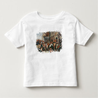 Fourth Dragoon Guards leaving Toddler T-Shirt
