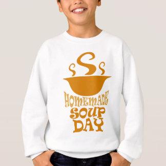 Fourth February - Homemade Soup Day Sweatshirt
