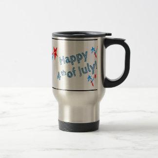 Fourth-of-July #2 Travel Mug