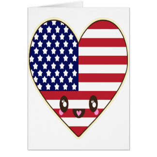 Fourth Of July 4 Card