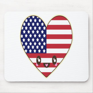 Fourth Of July 4 Mouse Pad