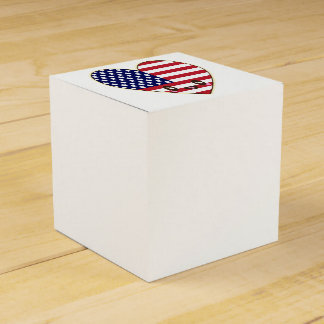 Fourth Of July 4th Favour Box