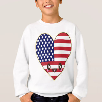 Fourth Of July 4th Sweatshirt