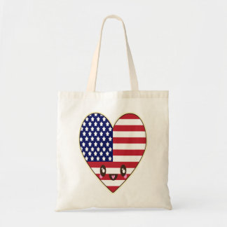Fourth Of July 4th Tote Bag