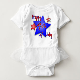 Fourth of July Celebration Baby Bodysuit