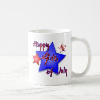 Fourth of July Celebration Coffee Mug
