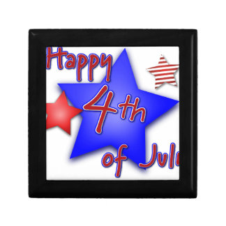 Fourth of July Celebration Gift Box