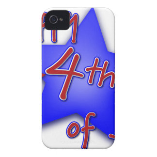 Fourth of July Celebration iPhone 4 Case-Mate Case