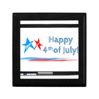 Fourth-of-July Gift Box