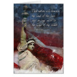 Fourth of July Greeting Card Greeting Card