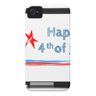 Fourth-of-July iPhone 4 Cover