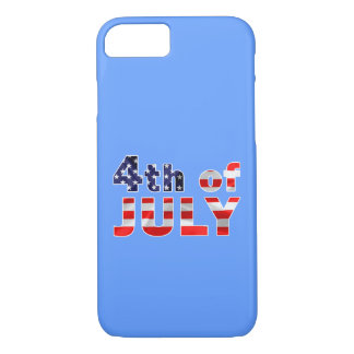 Fourth Of July iPhone 7 Case