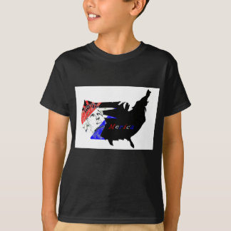 Fourth of July Kids T-Shirt
