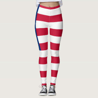 Fourth Of July Leggings