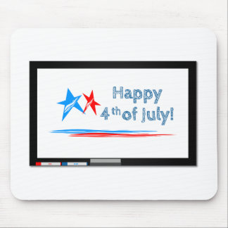 Fourth-of-July Mouse Pad