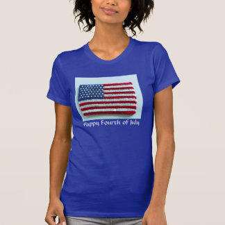 Fourth of July Shirt by Julia Hanna