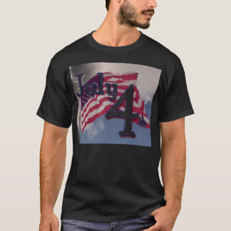 Fourth Of July T-Shirt
