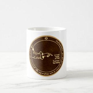 Fourth Pentacle of the Moon Coffee Mug