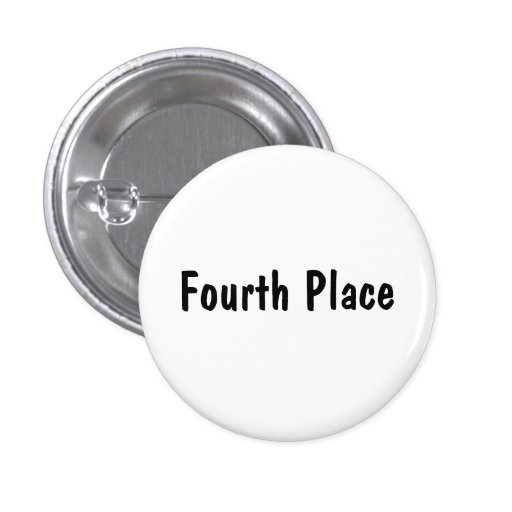 Fourth Place Buttons