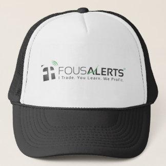 Fousalerts Snap Back Trucker Hat