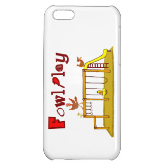 Fowl Play Cover For iPhone 5C
