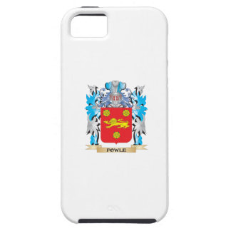 Fowle Coat of Arms - Family Crest iPhone 5 Cases
