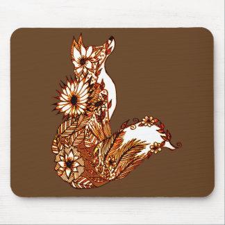 Fox 1 mouse pad
